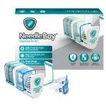 Product Photo: NeedleBay 4 Safe Needle and Tablet Storage Medication Management System - Item #: MVNB4